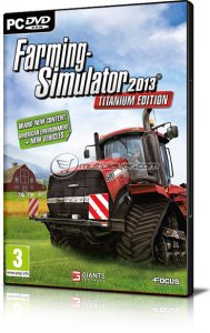 Farming Simulator 2013 Titanium: The American Dream per PC Windows