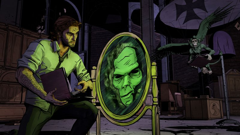 La soluzione di The Wolf Among Us - Episode 2: Smoke and Mirrors