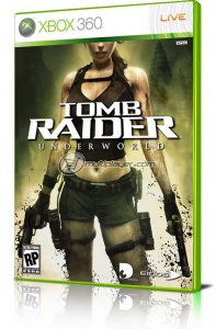 Tomb Raider: Underworld per Xbox 360