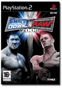 WWE Smackdown! vs Raw 2006 per PlayStation 2