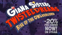 Giana Sisters: Twisted Dreams - Rise of the Owlverlord - Il trailer di lancio