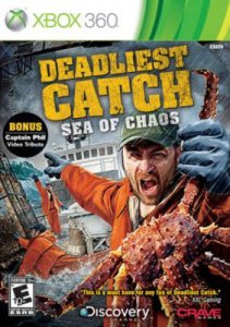 Deadliest Catch: Sea of Chaos per Xbox 360
