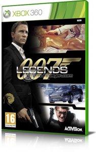 007 Legends per Xbox 360