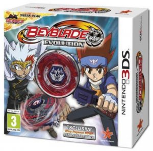 Beyblade: Evolution per Nintendo 3DS