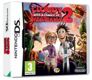 Piovono Polpette 2 per Nintendo DS