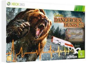Cabela's Dangerous Hunts 2013 per Xbox 360