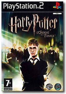 Harry Potter e l\'Ordine della Fenice per PlayStation 2