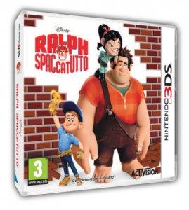 Ralph Spaccatutto per Nintendo 3DS