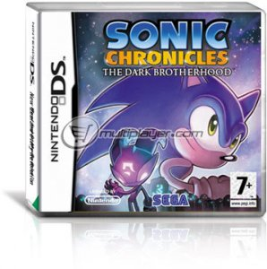 Sonic Chronicles: La Fratellanza Oscura per Nintendo DS