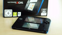 Nintendo 2DS - Unboxing