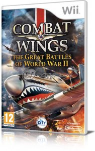 Combat Wings: The Great Battles of WWII per Nintendo Wii