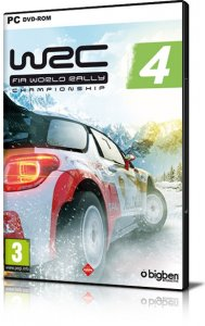 WRC: FIA World Rally Championship 4 per PC Windows