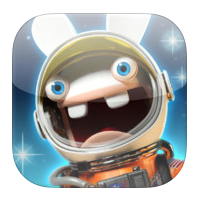 Rabbids Big Bang per Android