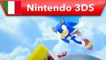 Sonic Lost World - Il trailer di lancio della versione 3DS