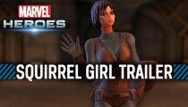Marvel Heroes - Il trailer di Squirrel Girl