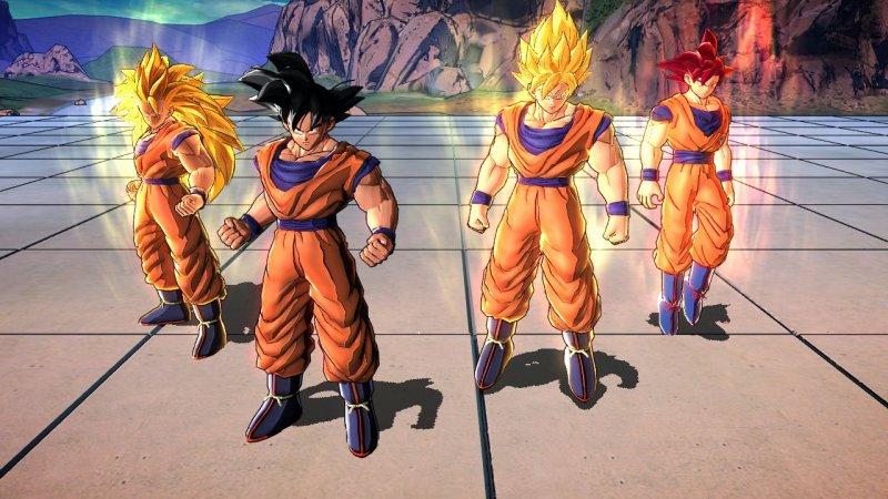Una nuova battaglia per Goku
