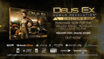 Deus Ex: Human Revolution - Director's Cut - Trailer di lancio