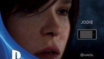 "Beyond: Due Anime - Videodiario ""Beyond Touch"""