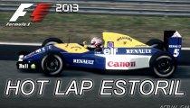 F1 2013 - Trailer con giro veloce all'Estoril