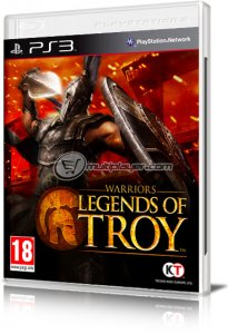 Warriors: Legends of Troy per PlayStation 3
