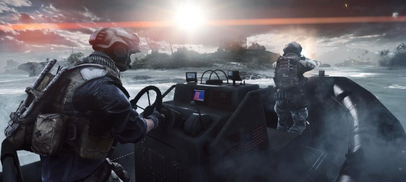 Bulkhead Interactive ha già visto il nuovo Battlefield