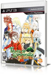 Tales of Symphonia Chronicles per PlayStation 3