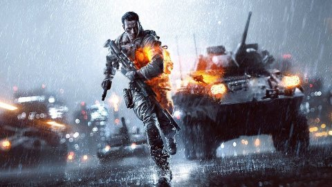 Battlefield 6, two stolen images appear on the net and it seems to be true