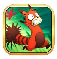 Rakoo's Adventure per iPhone