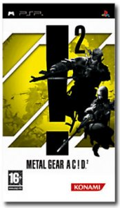 Metal Gear Acid 2 per PlayStation Portable