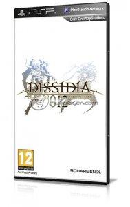 Dissidia 012 Final Fantasy per PlayStation Portable