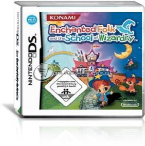 Enchanted Folk and the School of Wizardry per Nintendo DS