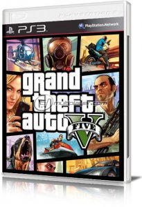 Grand Theft Auto V (GTA 5) per PlayStation 3