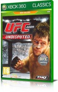 UFC 2009: Undisputed per Xbox 360