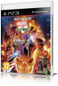Ultimate Marvel Vs. Capcom 3 per PlayStation 3