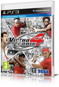 Virtua Tennis 4 per PlayStation 3