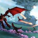 Nuove immagini di Crimson Dragon