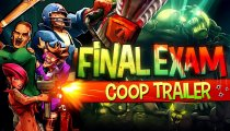 Final Exam - Trailer del co-op