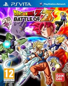 Dragon Ball Z: Battle of Z per PlayStation Vita