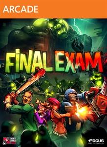Final Exam per Xbox 360