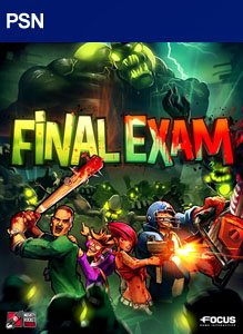 Final Exam per PlayStation 3
