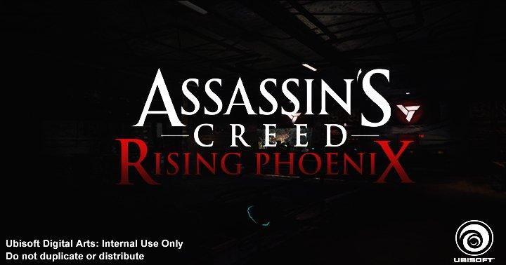 Spunta in rete il logo di Assassin's Creed: Rising Phoenix