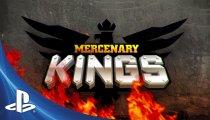 Mercenary Kings - Il trailer di annuncio della versione PlayStation 4