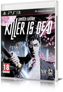 Killer is Dead per PlayStation 3