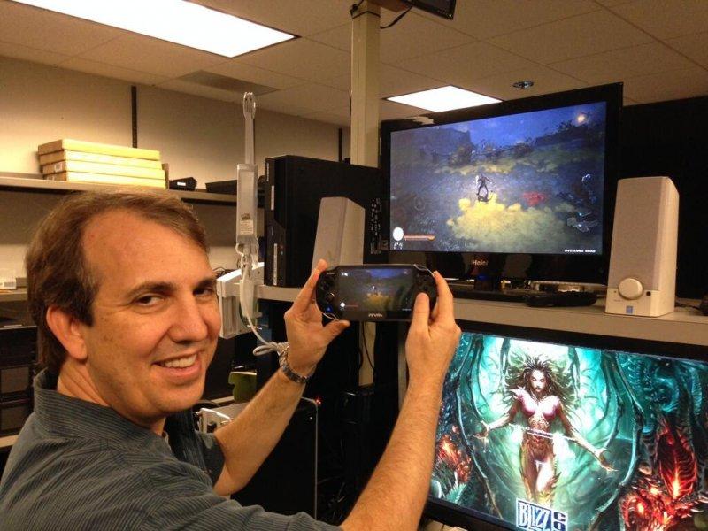 La versione PlayStation 4 di Diablo III permetterà di giocare in remoto su PlayStation Vita