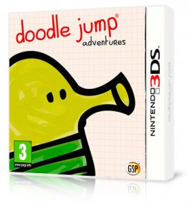 Doodle Jump per Nintendo 3DS