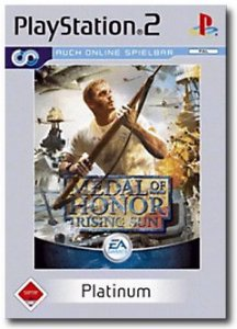 Medal of Honor: Rising Sun per PlayStation 2
