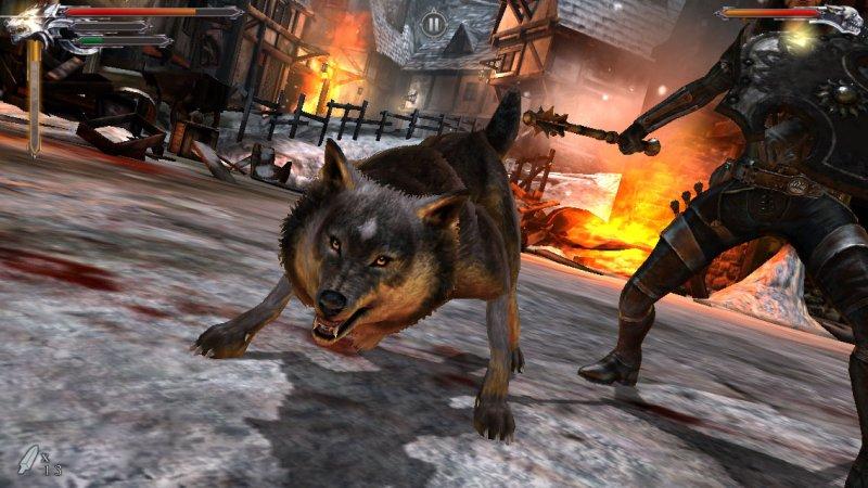 La vendetta del lupo