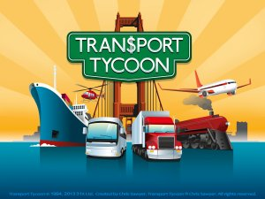 Transport Tycoon per iPad