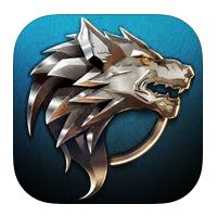 Joe Dever's Lone Wolf - Neve Rosso Sangue per iPad