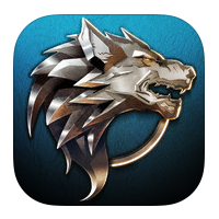 Joe Dever's Lone Wolf - Neve Rosso Sangue per Android